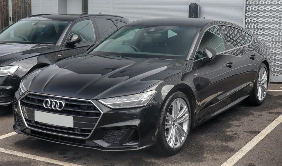 Audi A7 V6-supercharged