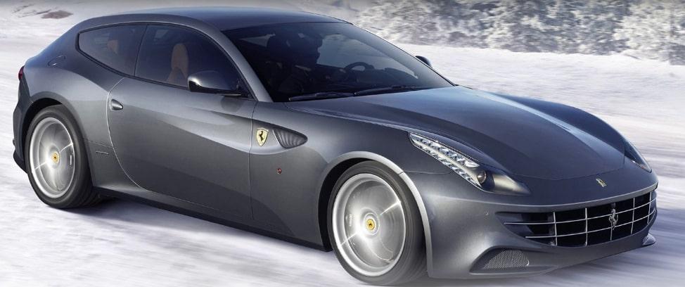 Ferrari FF V12