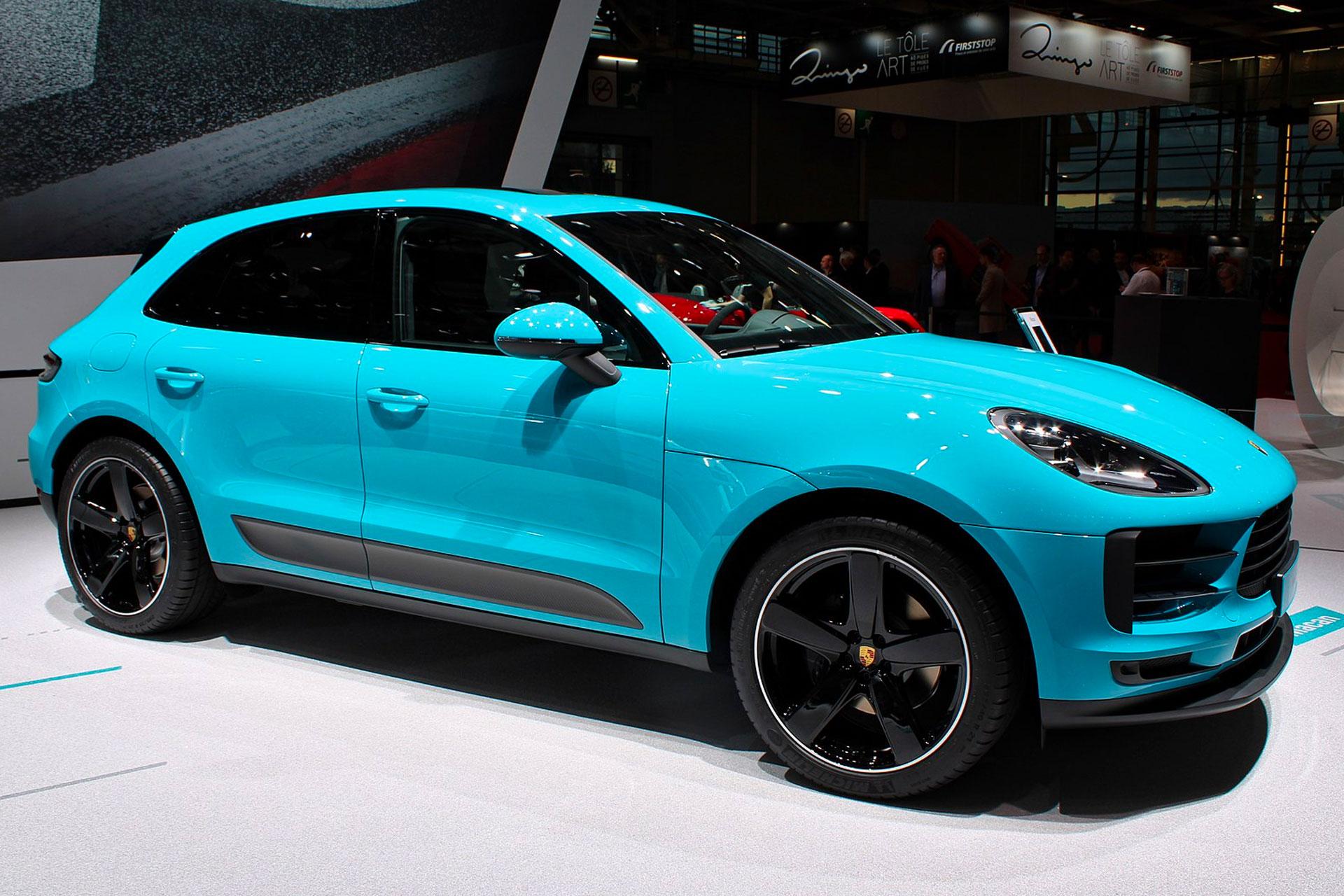 Porsche Macan family car