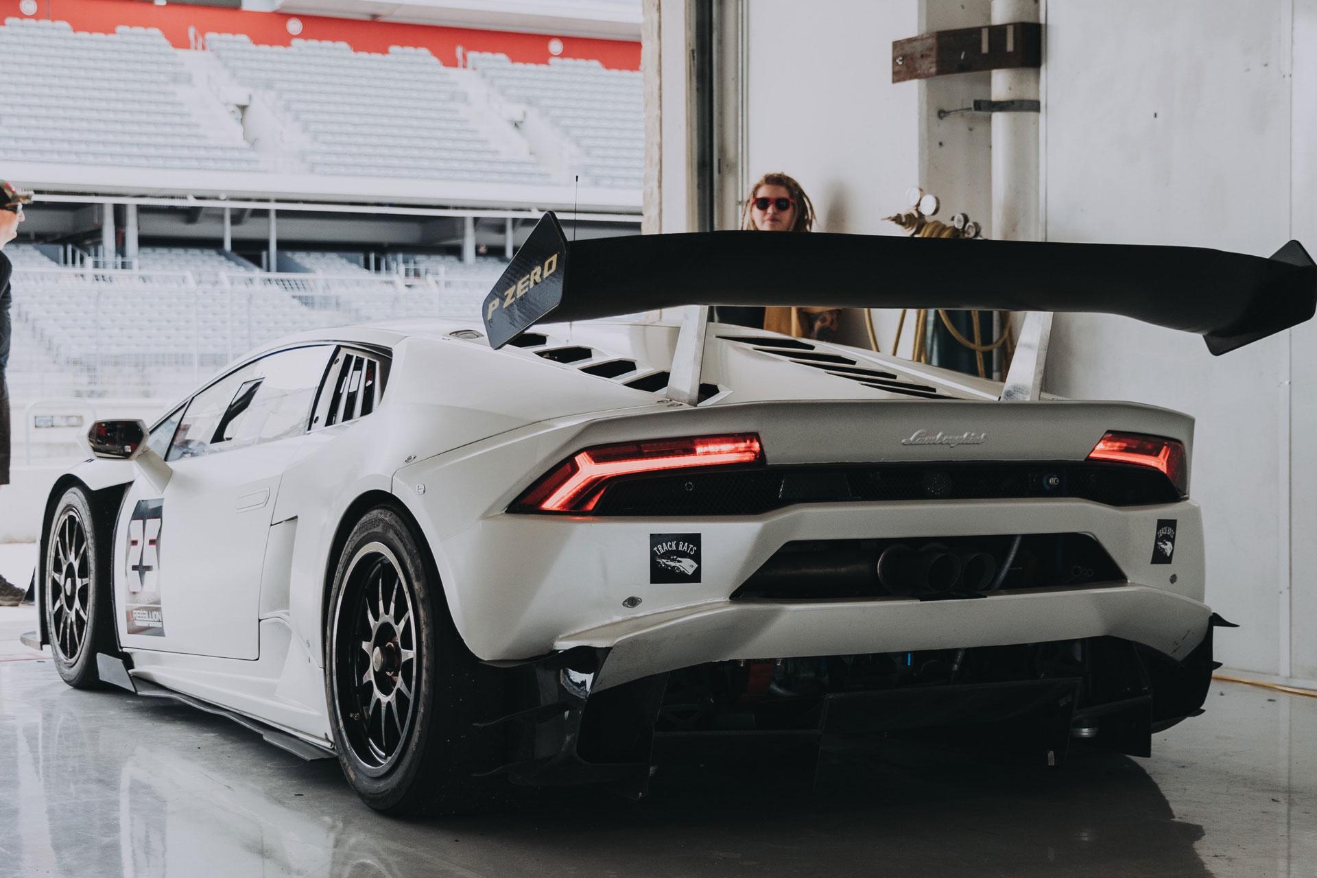 Consumer ready race cars