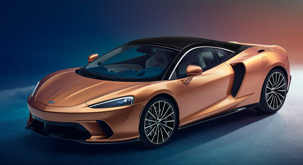 McLaren GT (2020)