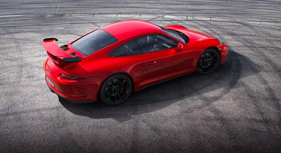 Porsche 911 GT3 - 2020